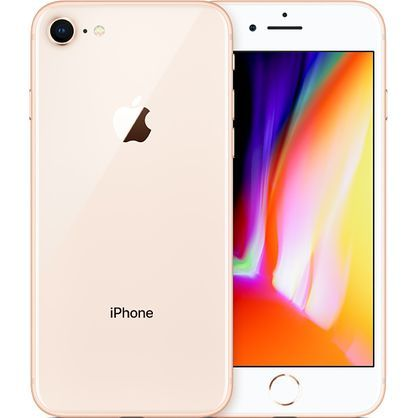 Apple iPhone 8 64GB Gold LTE Cellular T-Mobile MQ712LL/A