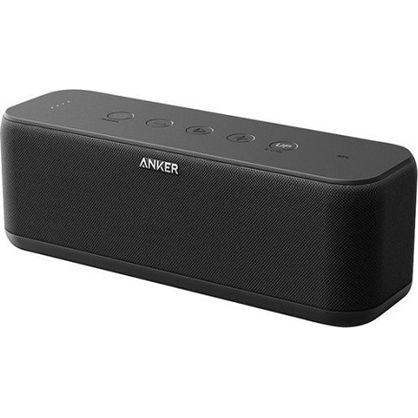 Anker A3145H11 SoundCore Boost 20W Bluetooth Speaker with BassUp Tech Waterproof